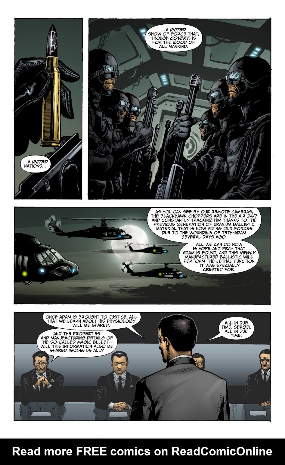 Black Adam: The Dark Age issue 5 - Page 11