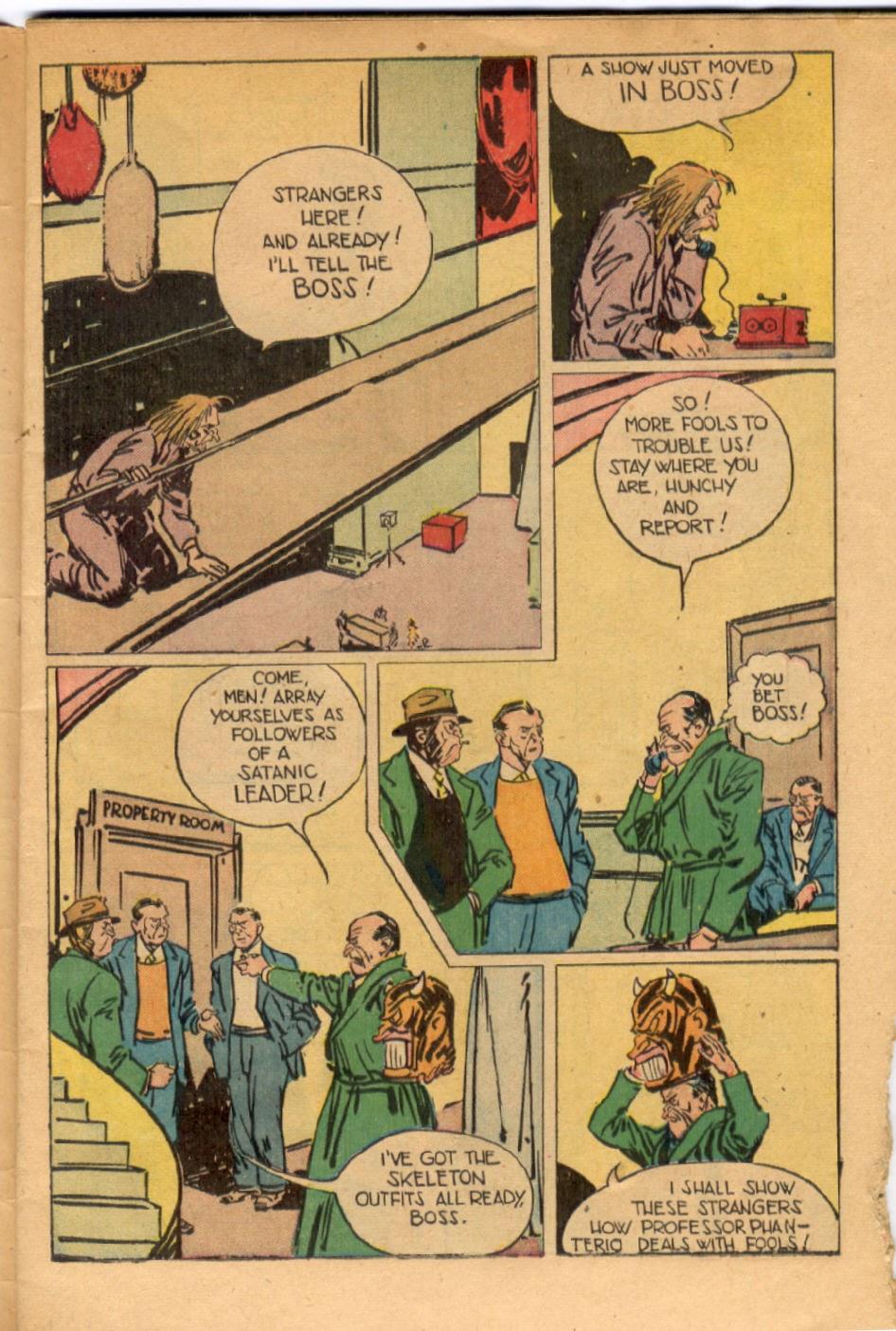 Read online Super-Magician Comics comic -  Issue #43 - 5