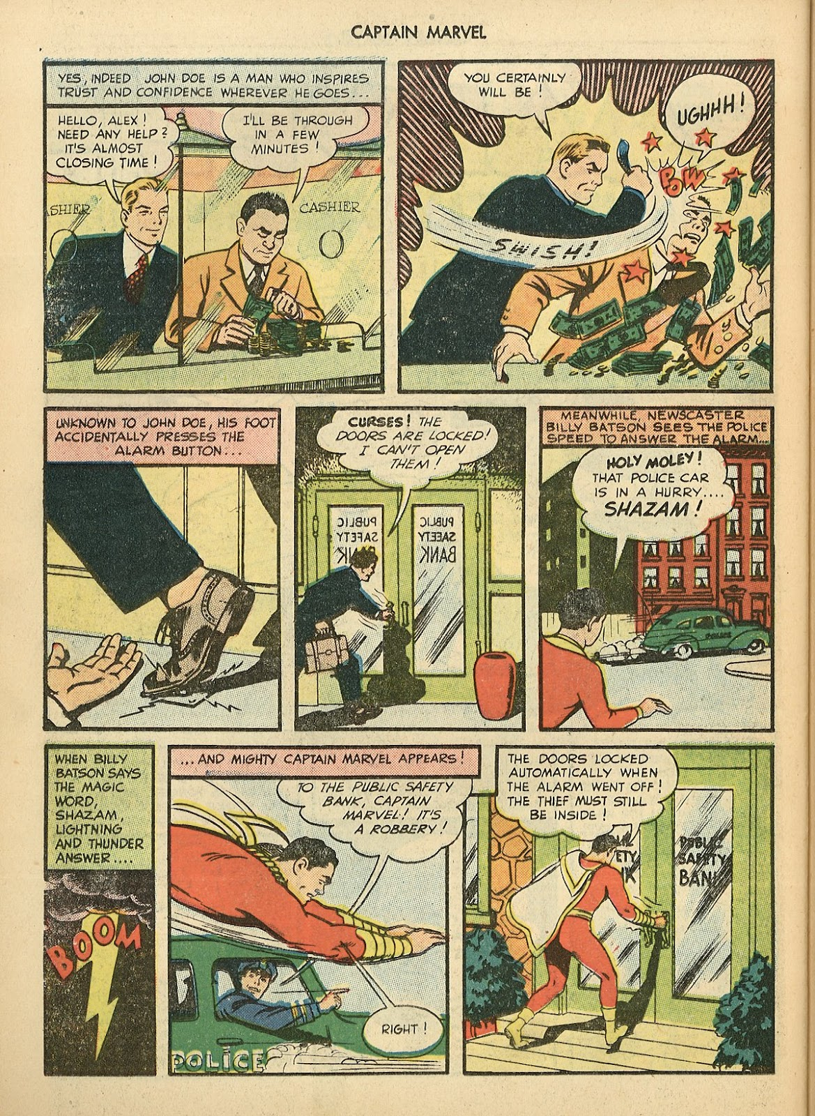 Captain Marvel Adventures issue 70 - Page 42