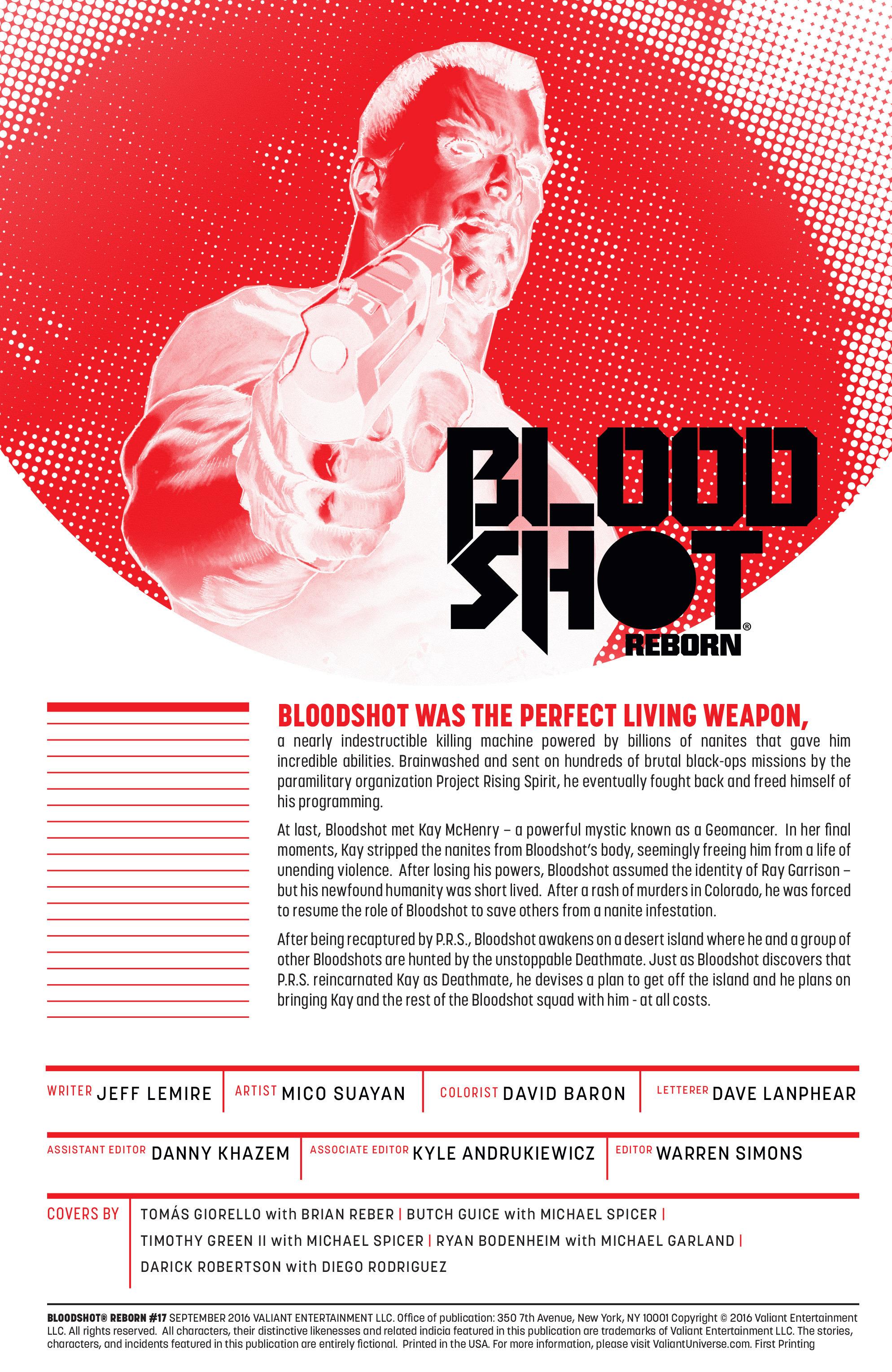 Bloodshot Reborn (2015) 17 Page 2