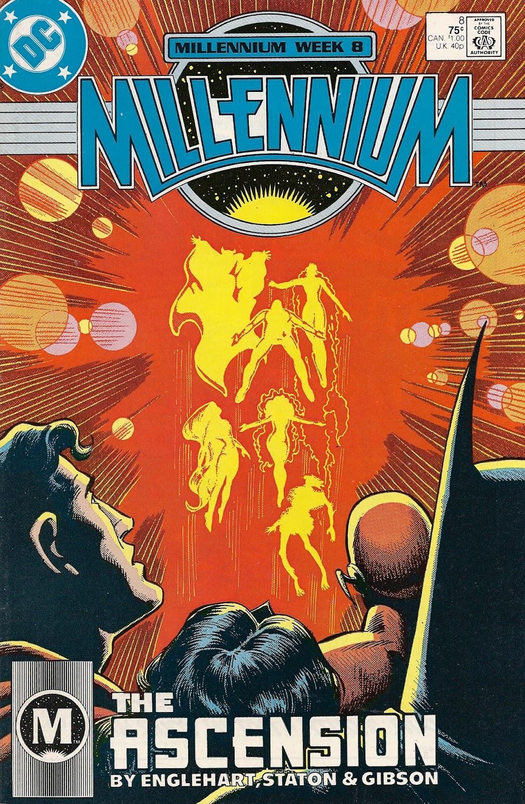 Millennium (1988) issue 8 - Page 1