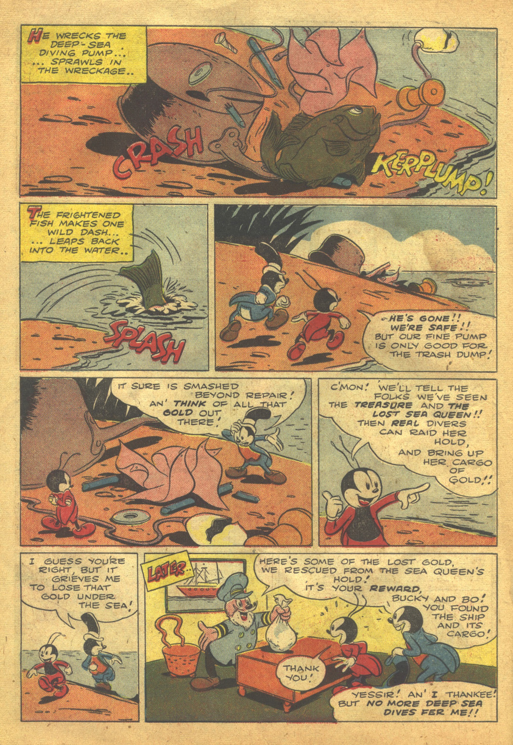 Walt Disney's Comics and Stories issue 62 - Page 20