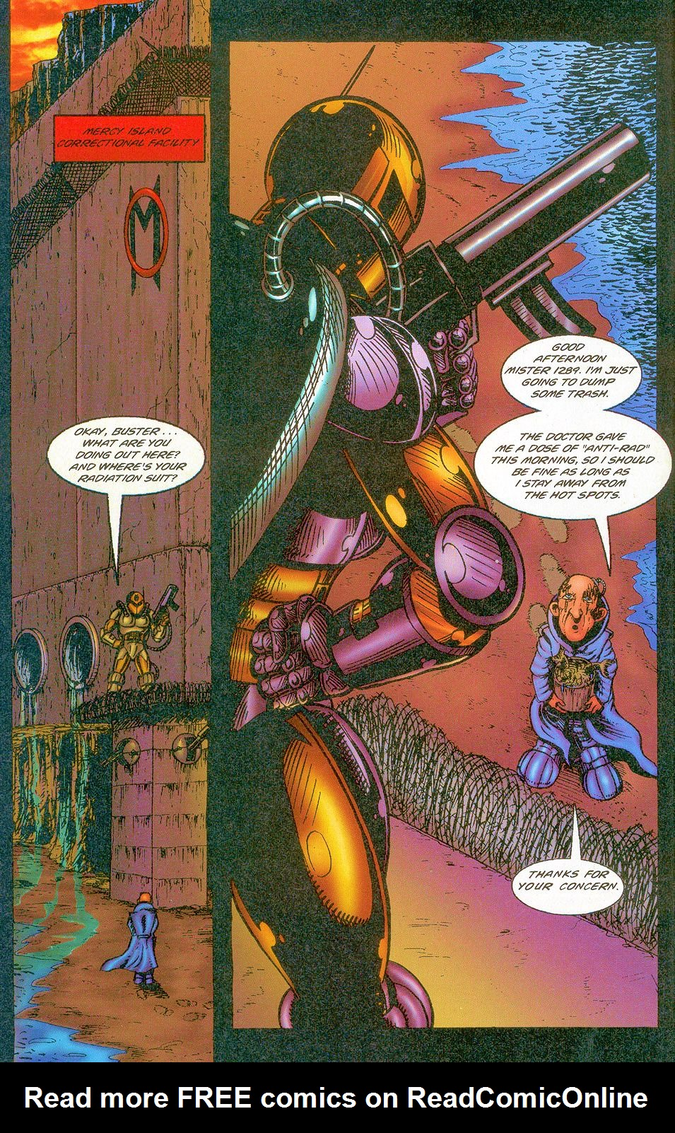 Read online Sisters of Mercy comic -  Issue #2 - 12