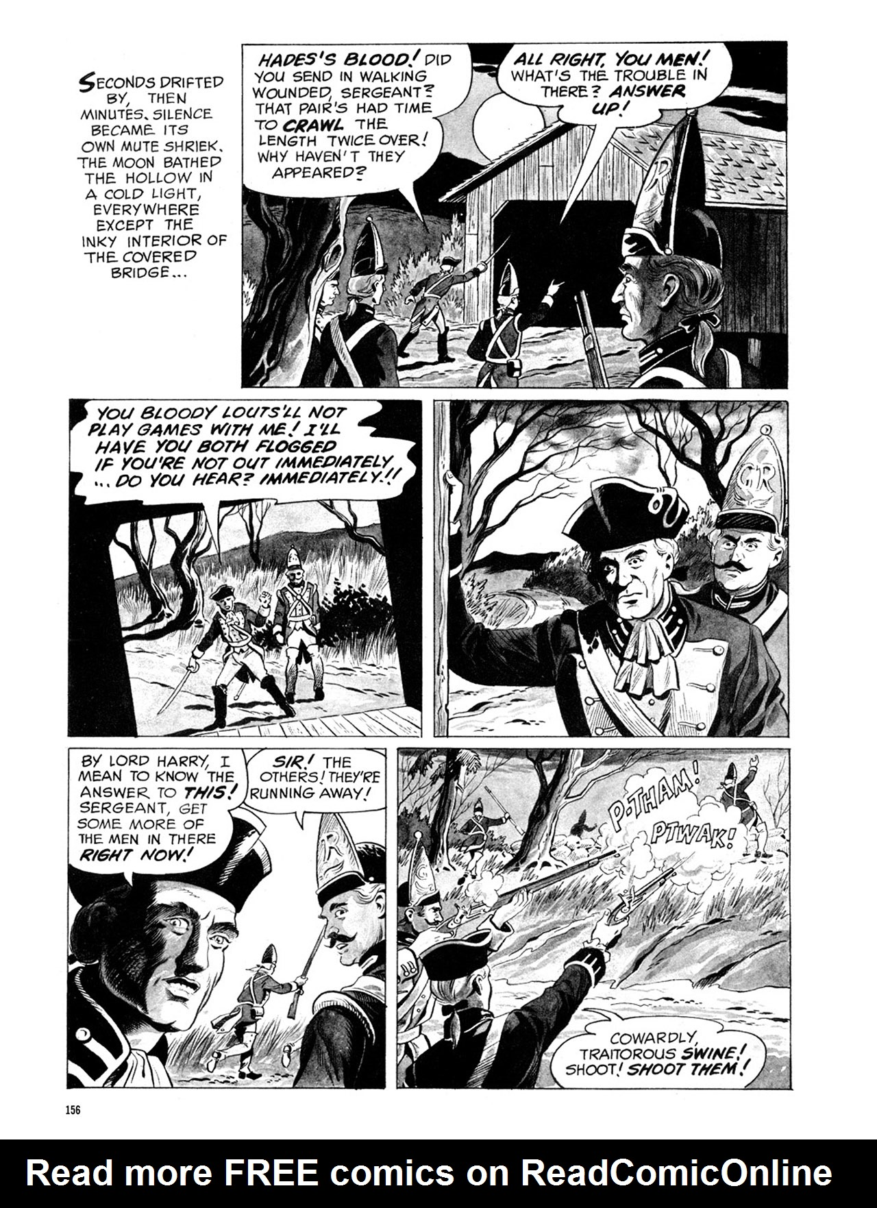 Read online Eerie Archives comic -  Issue # TPB 2 - 157