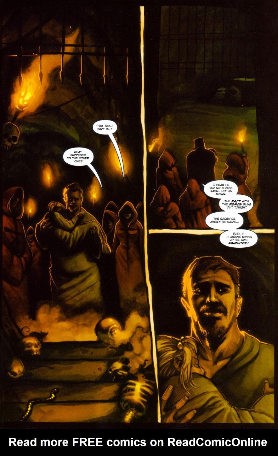 Read online Evil Ernie in Santa Fe comic -  Issue #4 - 3
