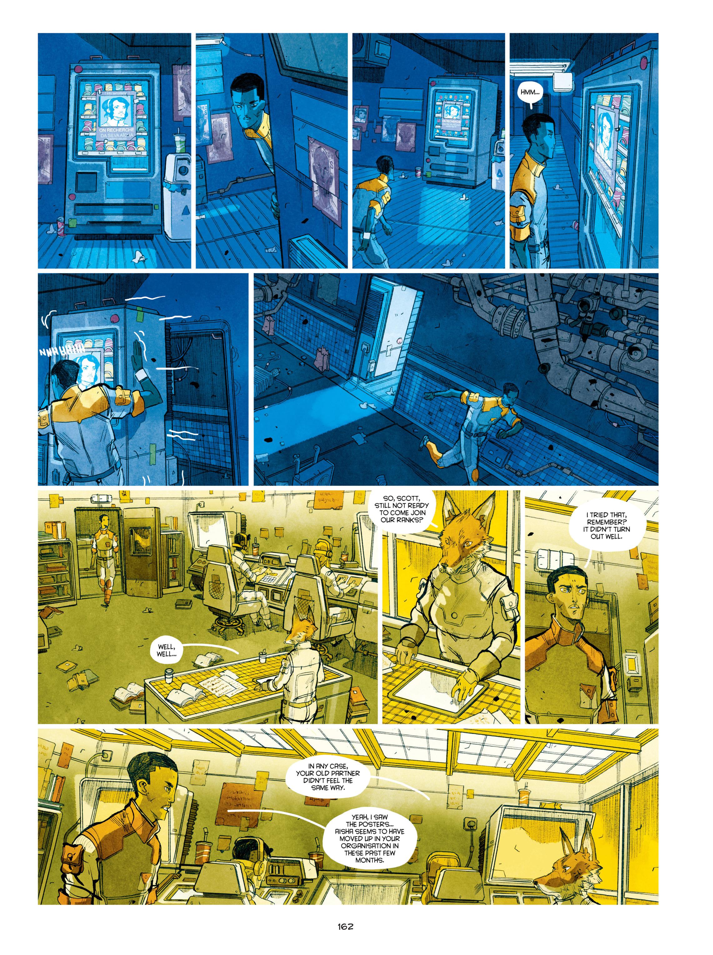 Read online Shangri-La comic -  Issue # Full - 163