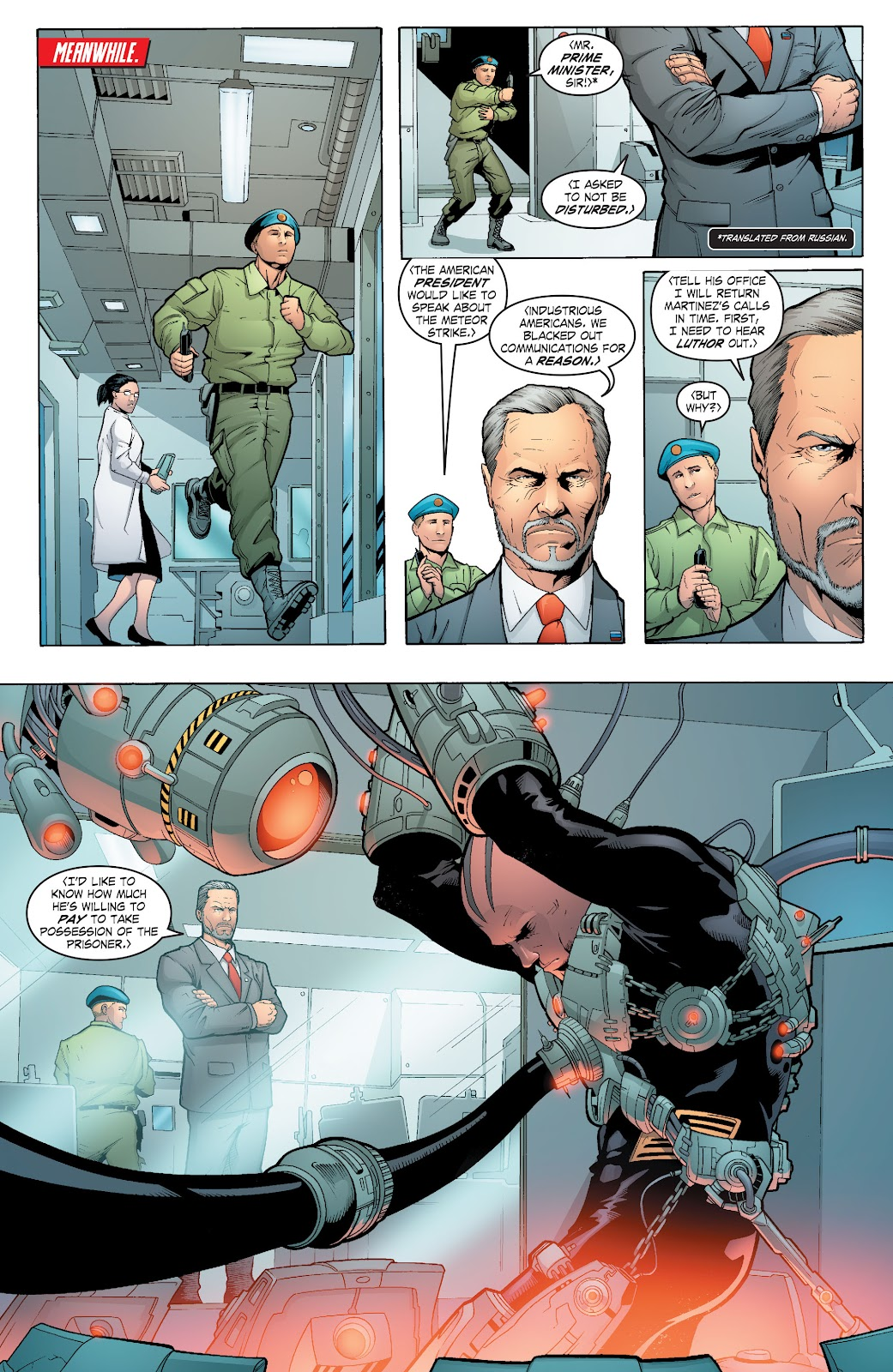 Read online Smallville Season 11 [II] comic -  Issue # TPB 6 - 78