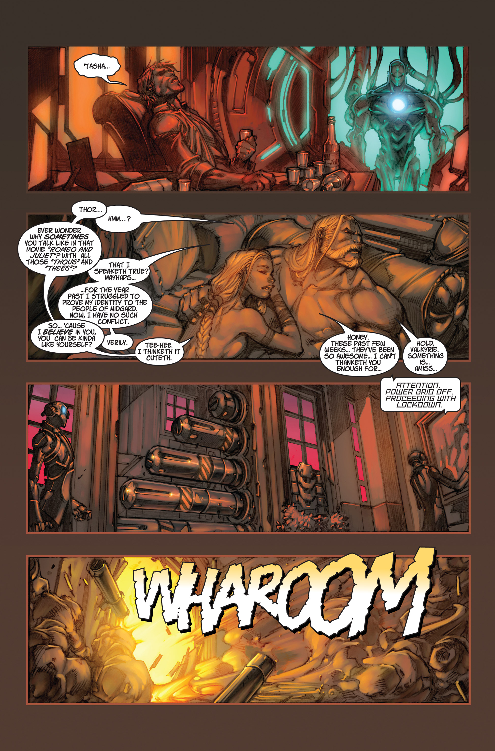 Read online Ultimates 3 comic -  Issue #2 - 11
