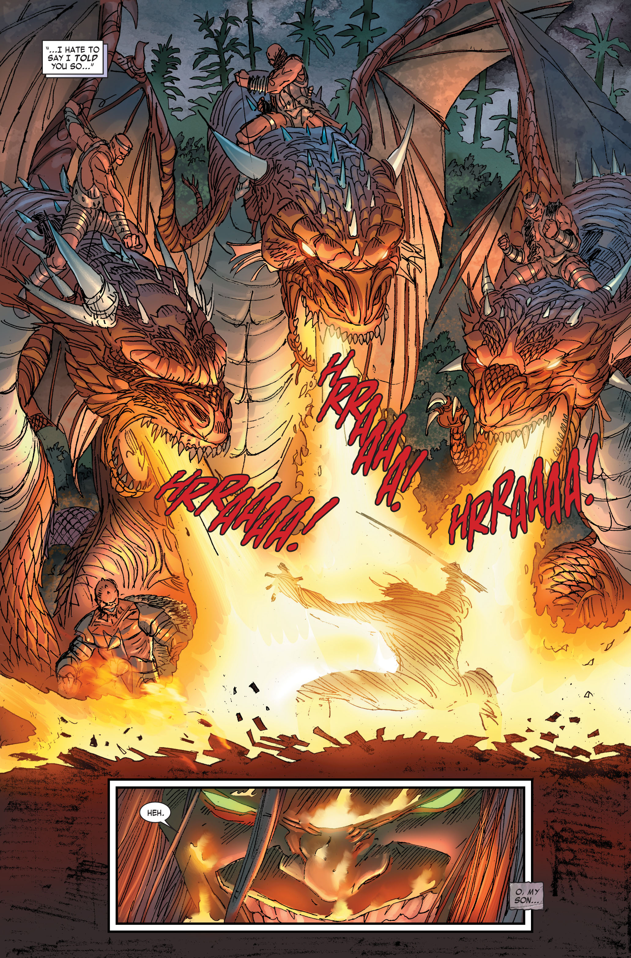 Read online Skaar: Son of Hulk comic -  Issue #2 - 6