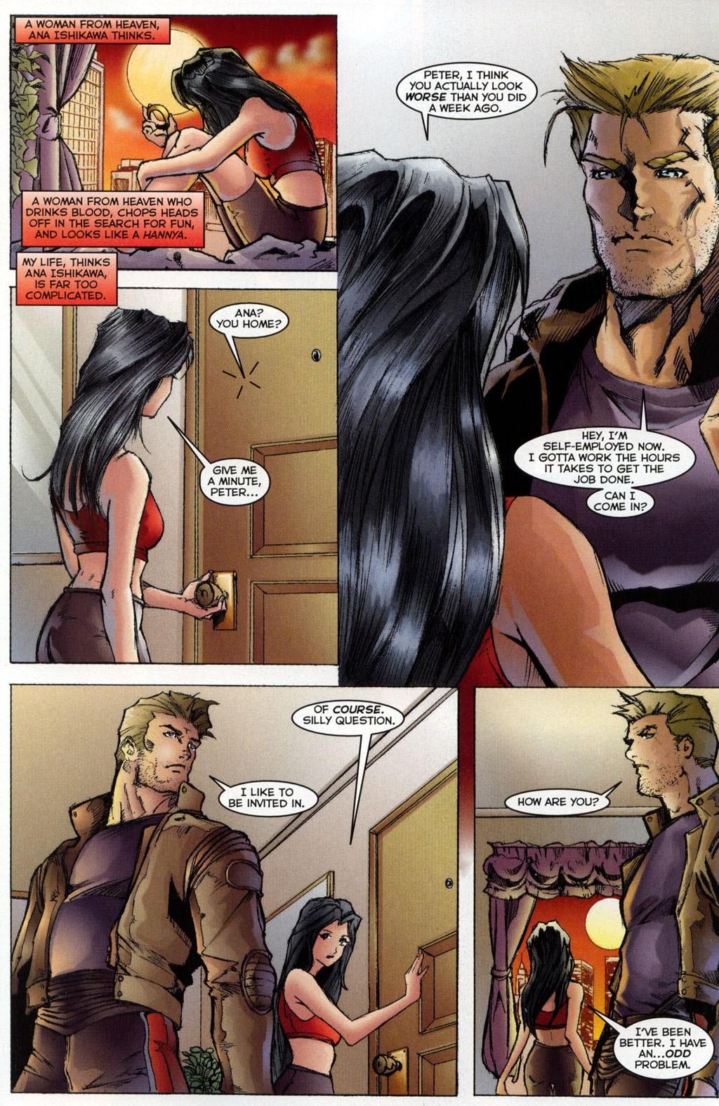 Shi/Vampirella issue Full - Page 19