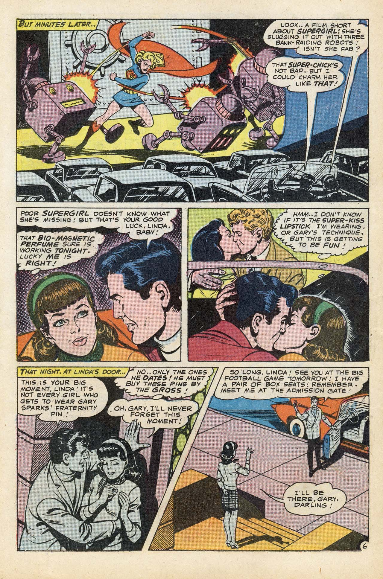 Action Comics (1938) 369 Page 25