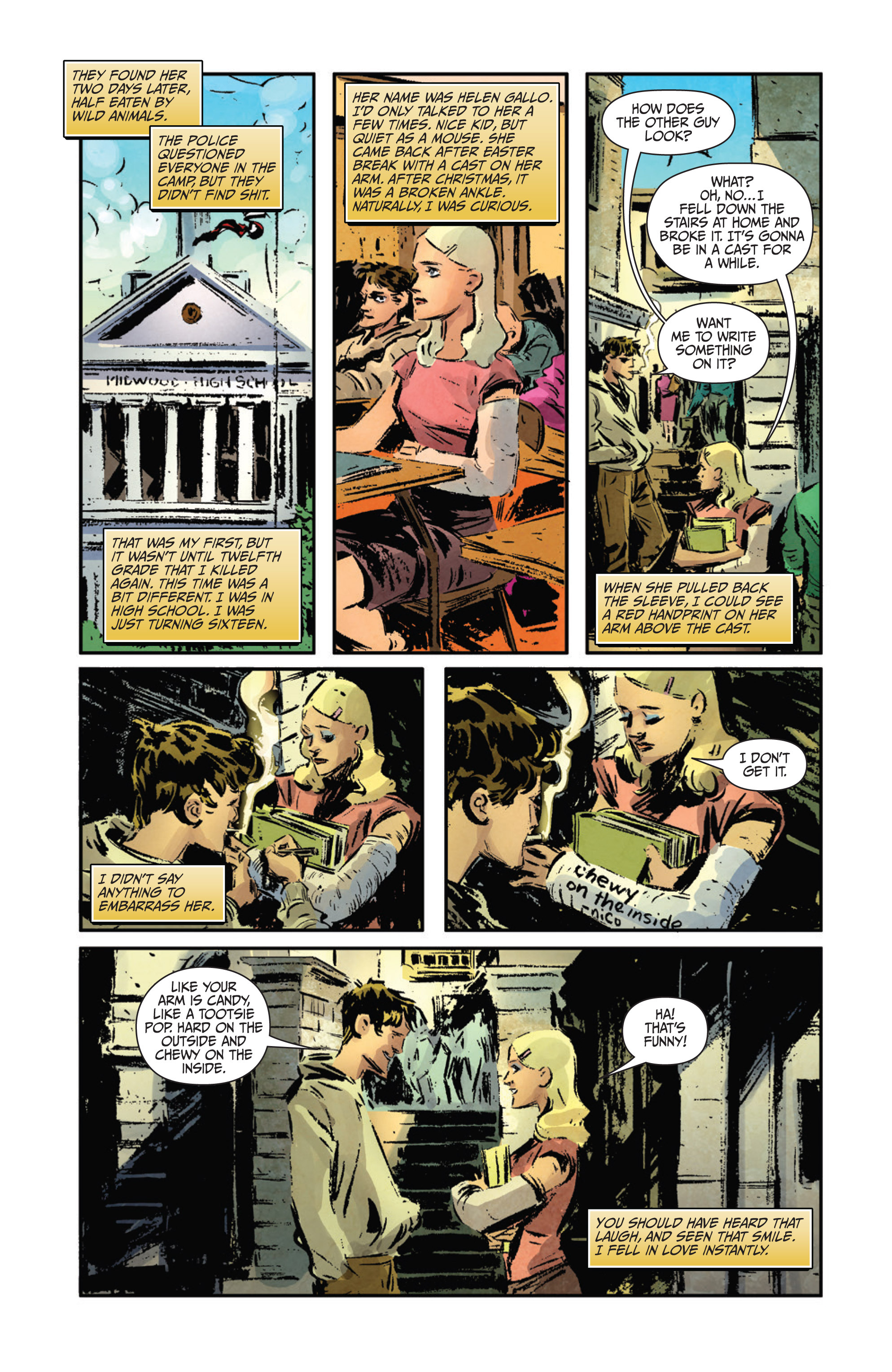Read online Sex and Violence Vol. 2 comic -  Issue # Full - 52