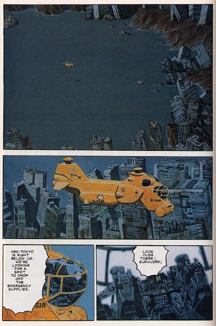Read online Akira comic -  Issue #17 - 10