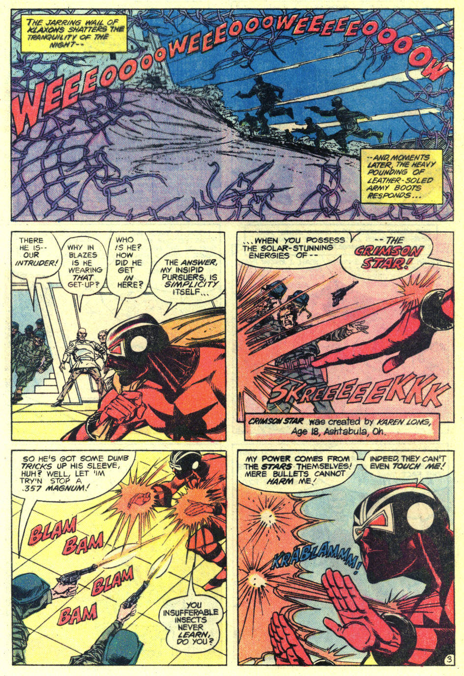 Read online Adventure Comics (1938) comic -  Issue #487 - 4