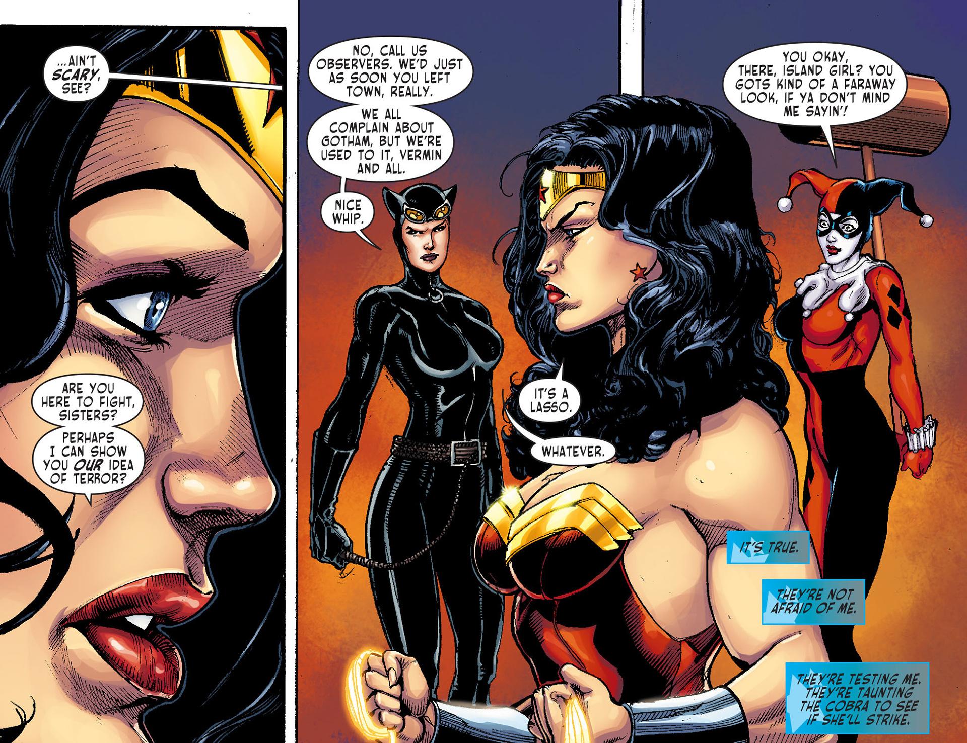 Read online Sensation Comics Featuring Wonder Woman comic -  Issue #2 - 9