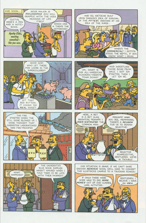 Read online Simpsons Comics comic -  Issue #51 - 29