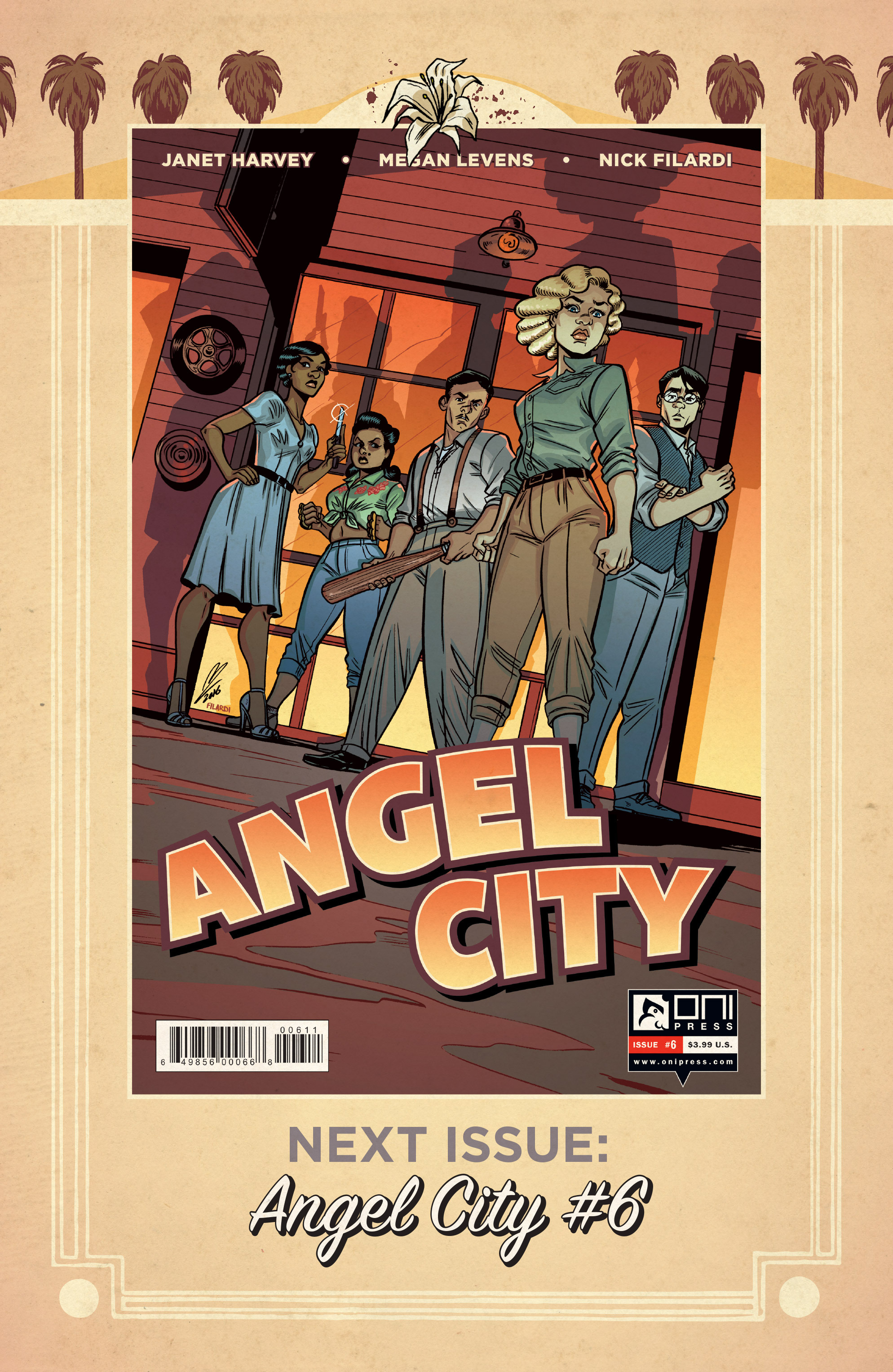 Read online Angel City comic -  Issue #5 - 25