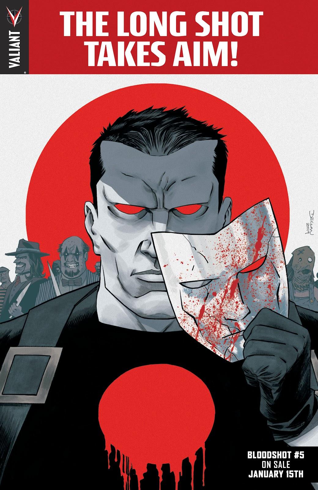 Read online Bloodshot (2019) comic -  Issue #4 - 23
