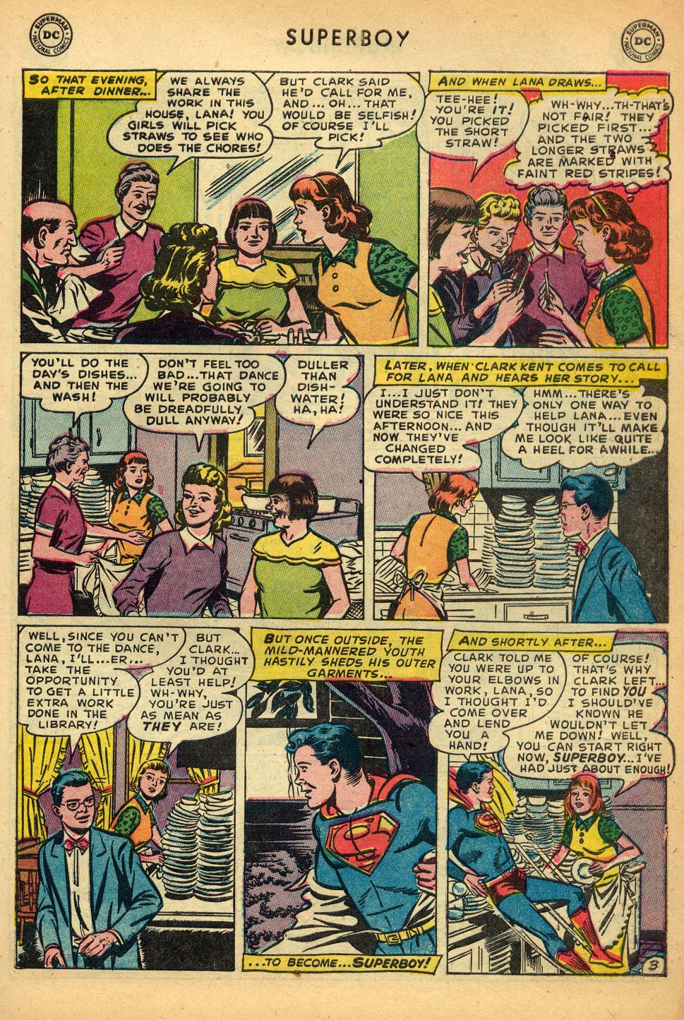 Superboy (1949) issue 25 - Page 30