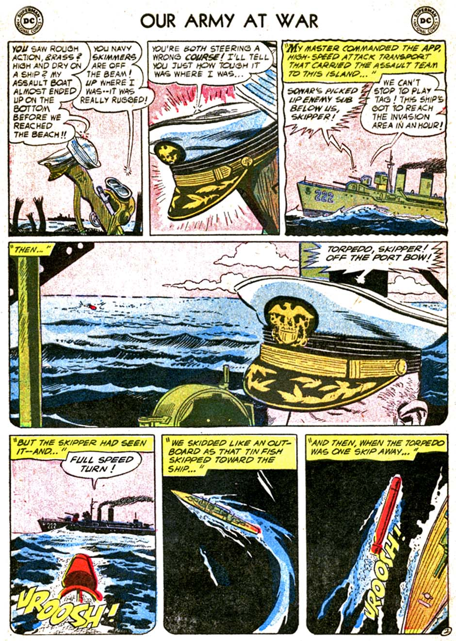 Our Army at War (1952) issue 58 - Page 28