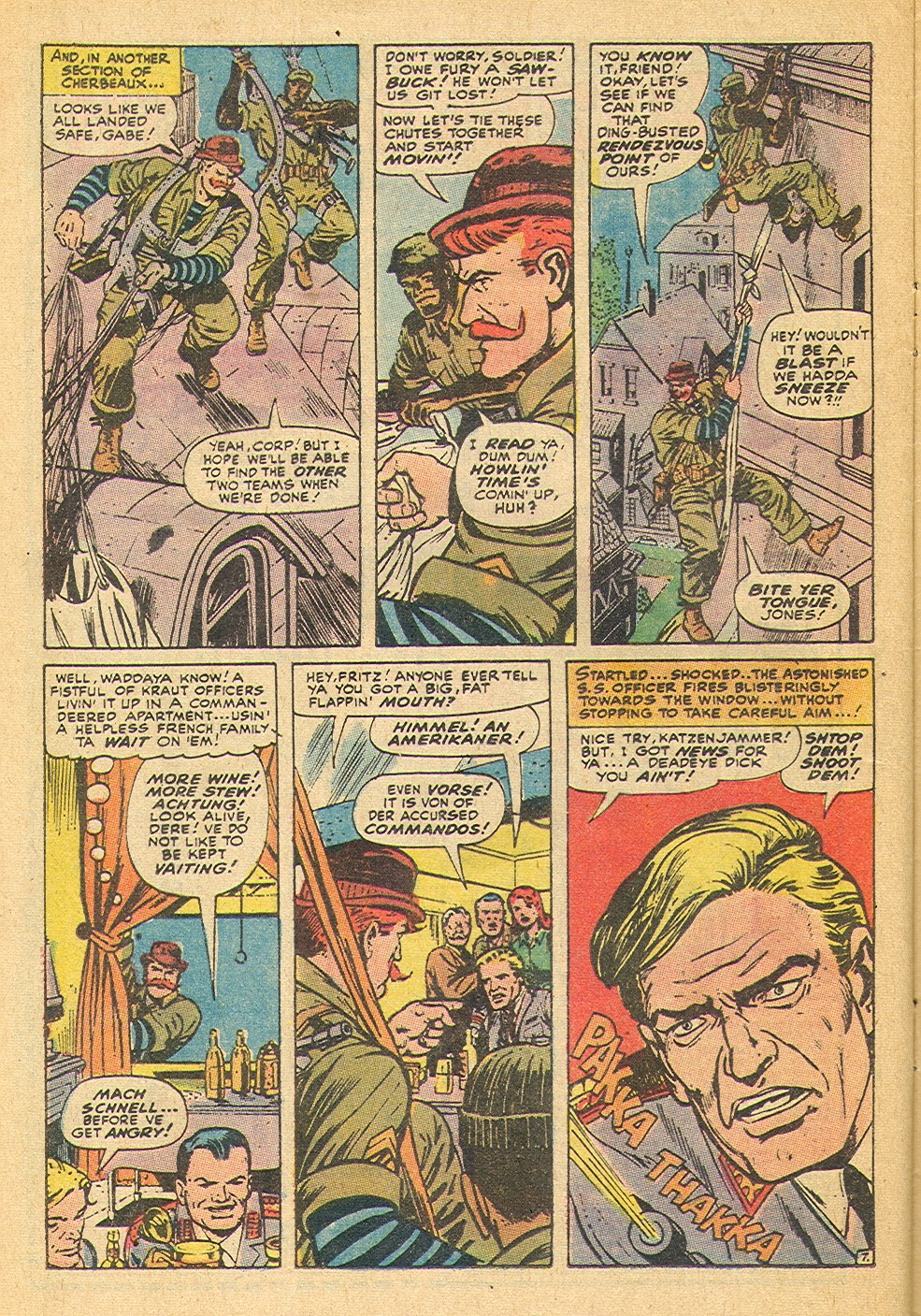 Read online Sgt. Fury comic -  Issue #91 - 12
