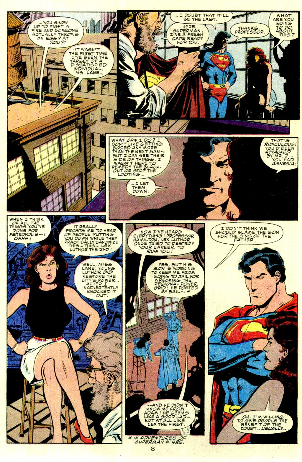 Action Comics (1938) 672 Page 7