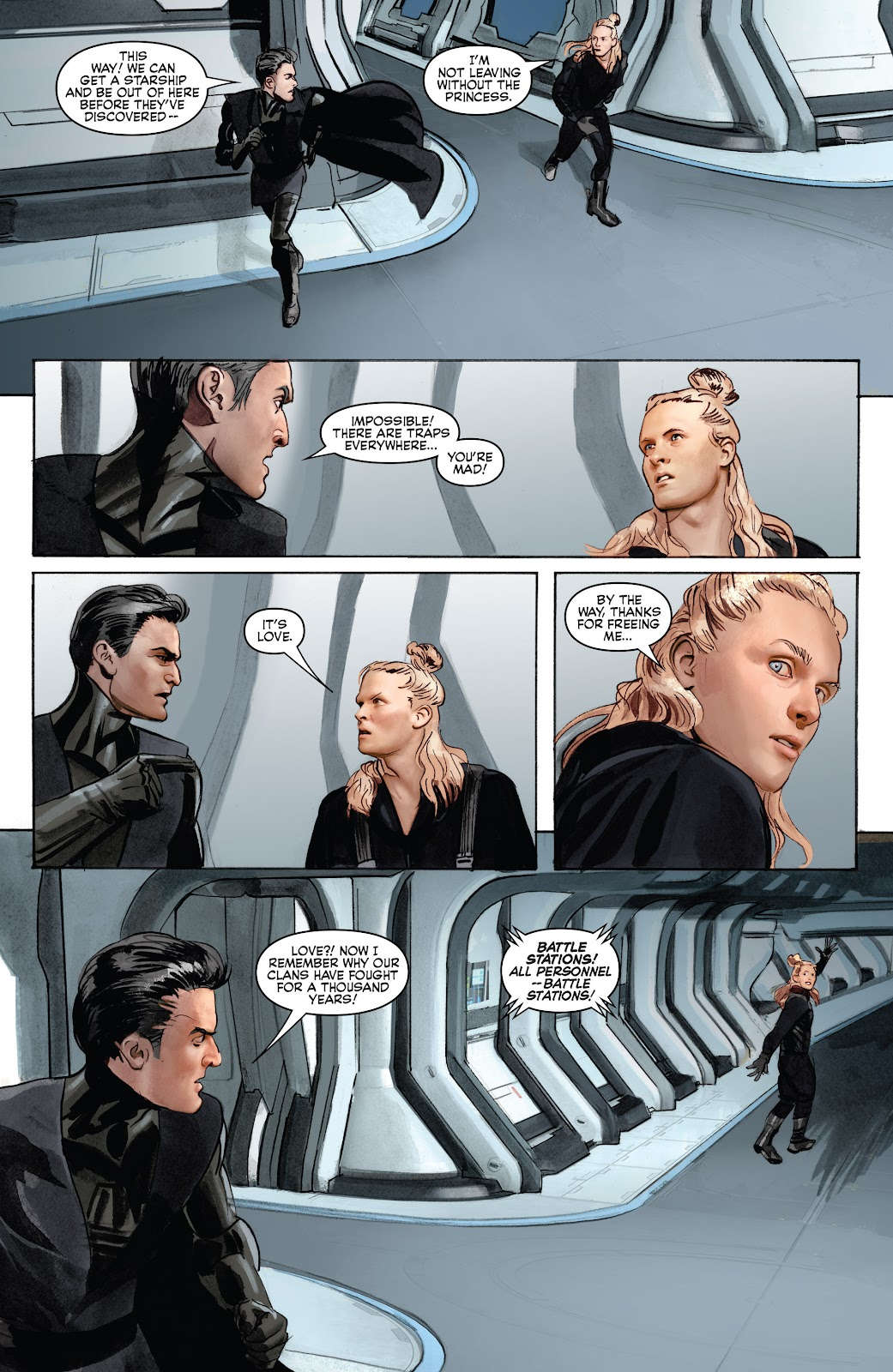Read online Star Wars Legends: Infinities - Epic Collection comic -  Issue # TPB (Part 5) - 75