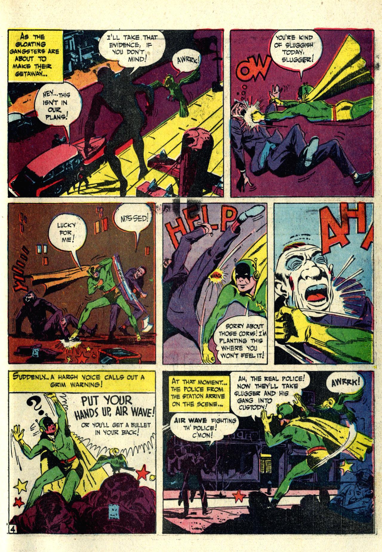 Read online Detective Comics (1937) comic -  Issue #76 - 45