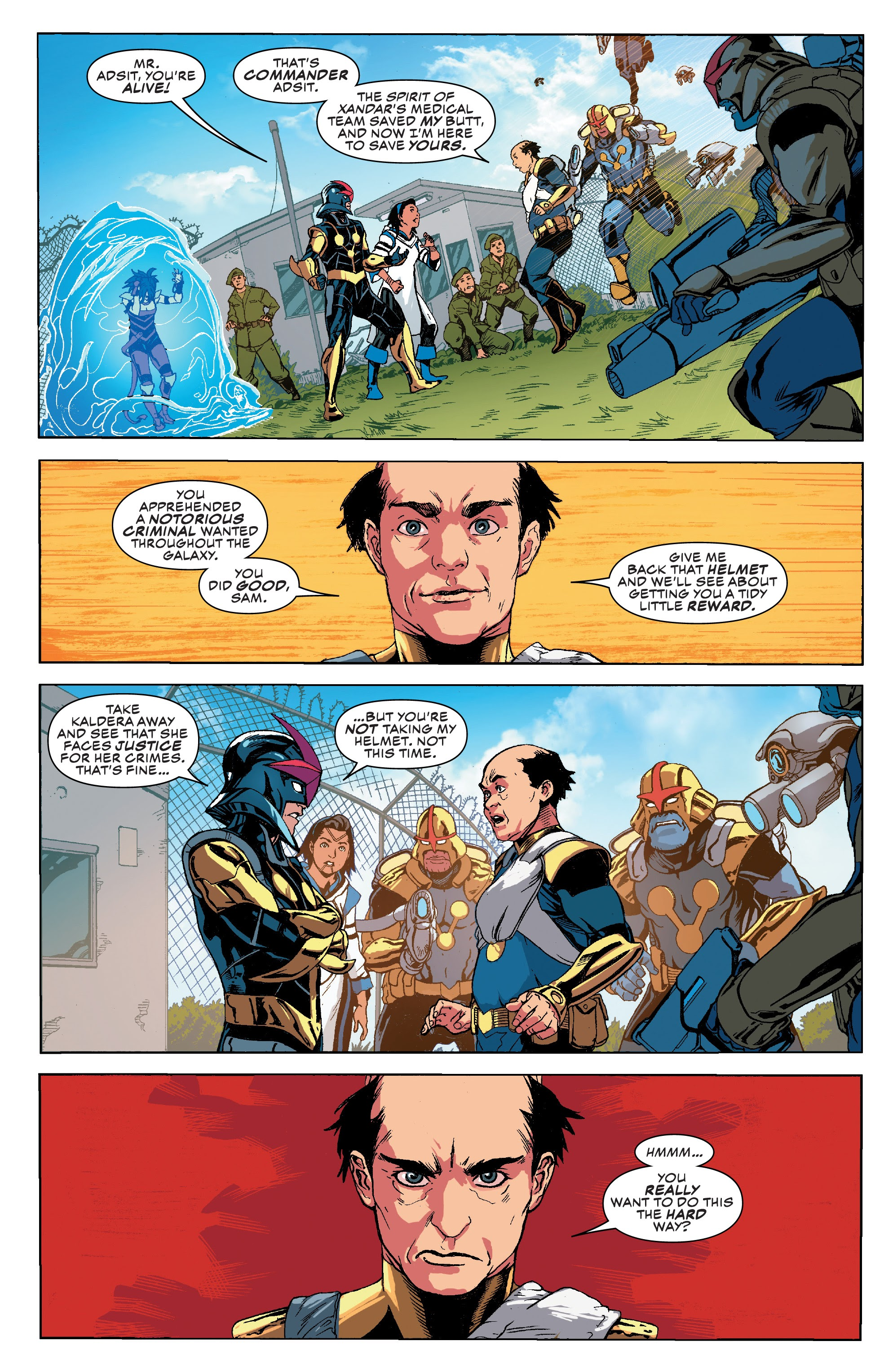 Read online Champions (2019) comic -  Issue #8 - 20