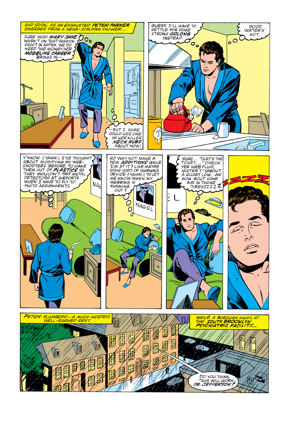 The Amazing Spider-Man (1963) 296 Page 3