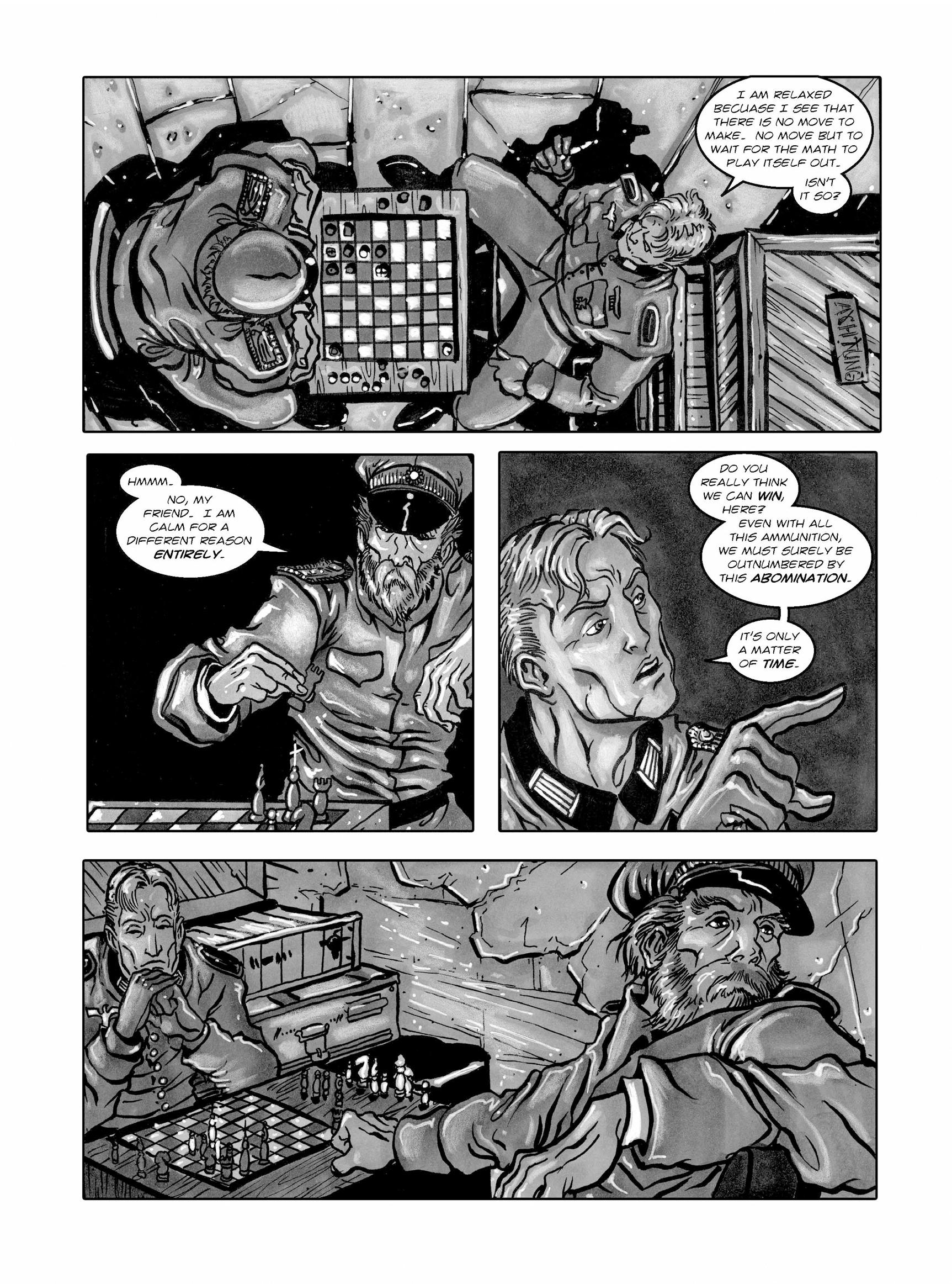 Read online FUBAR comic -  Issue #1 - 104