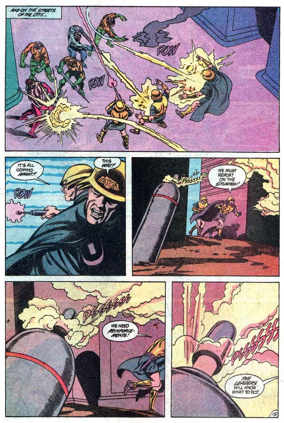 Read online Aquaman (1989) comic -  Issue #3 - 16