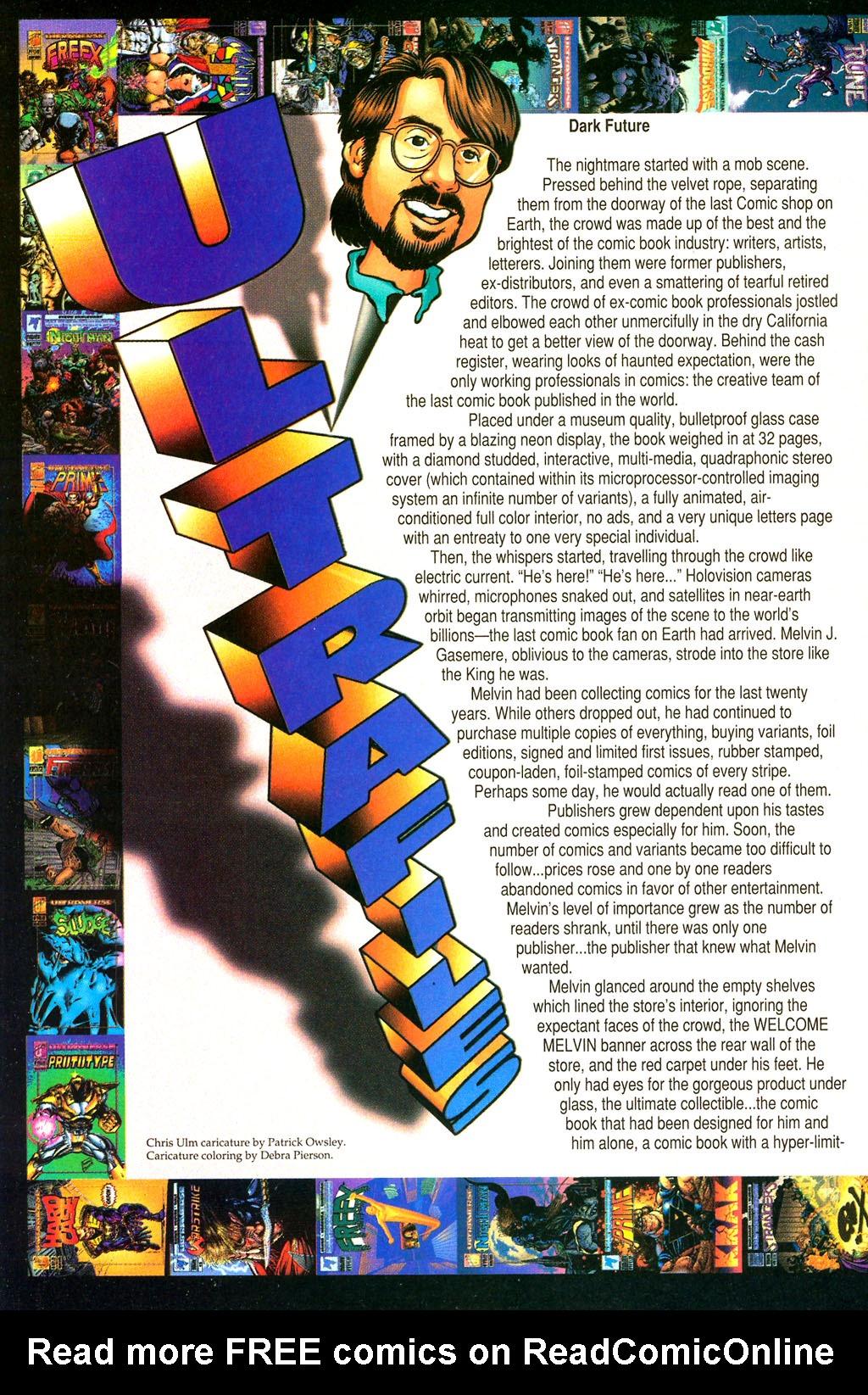 Read online UltraForce (1994) comic -  Issue #0 - 30