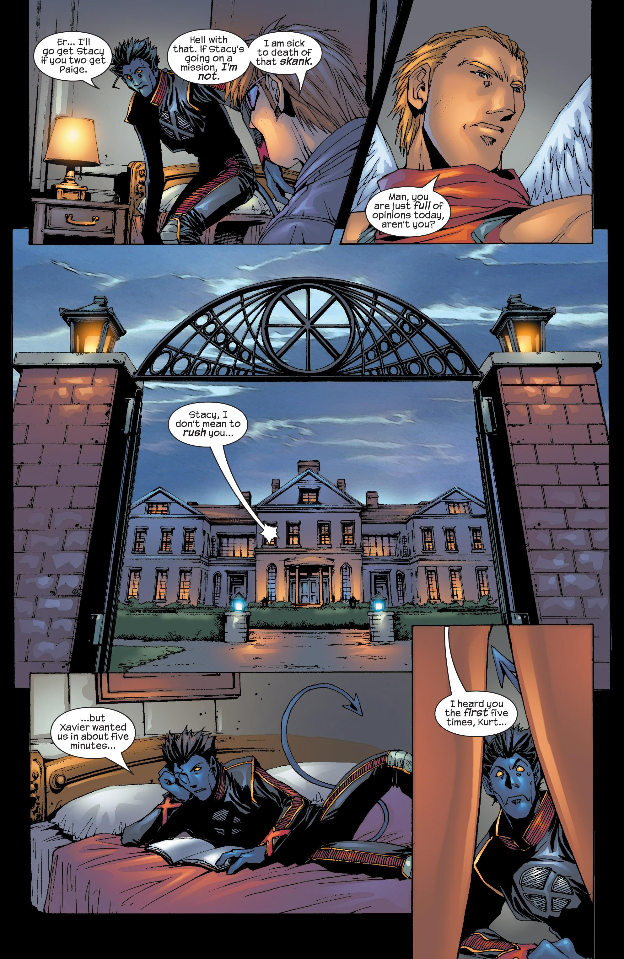 Read online Uncanny X-Men (1963) comic -  Issue #417 - 15