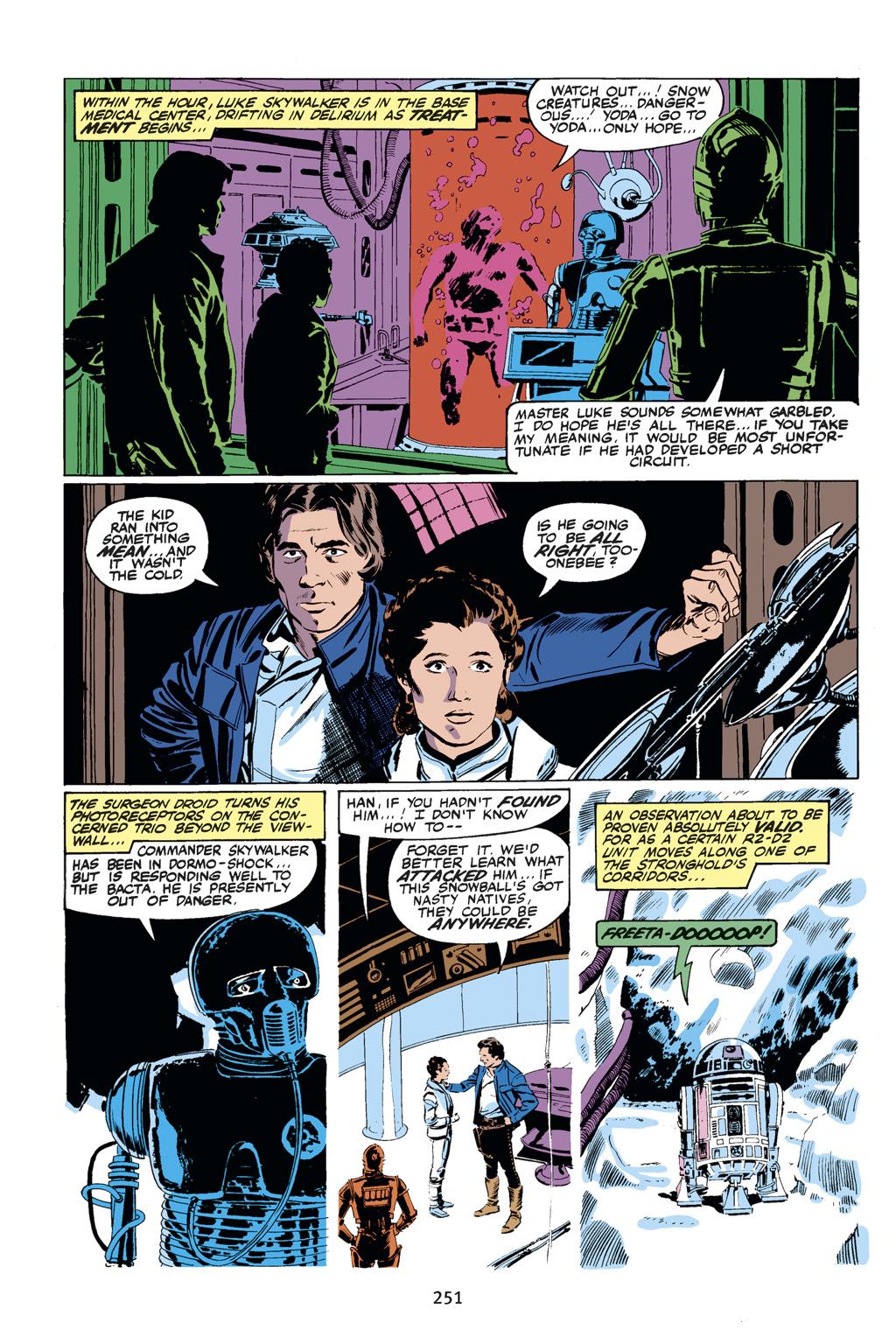 Read online Star Wars Omnibus comic -  Issue # Vol. 14 - 249
