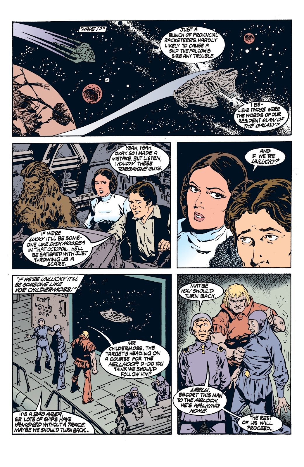 Read online Star Wars Legends: The Original Marvel Years - Epic Collection comic -  Issue # TPB 3 (Part 4) - 98