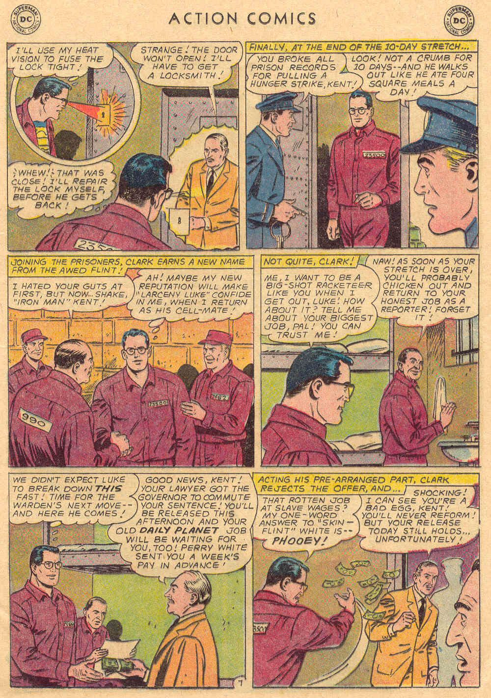 Read online Action Comics (1938) comic -  Issue #323 - 9