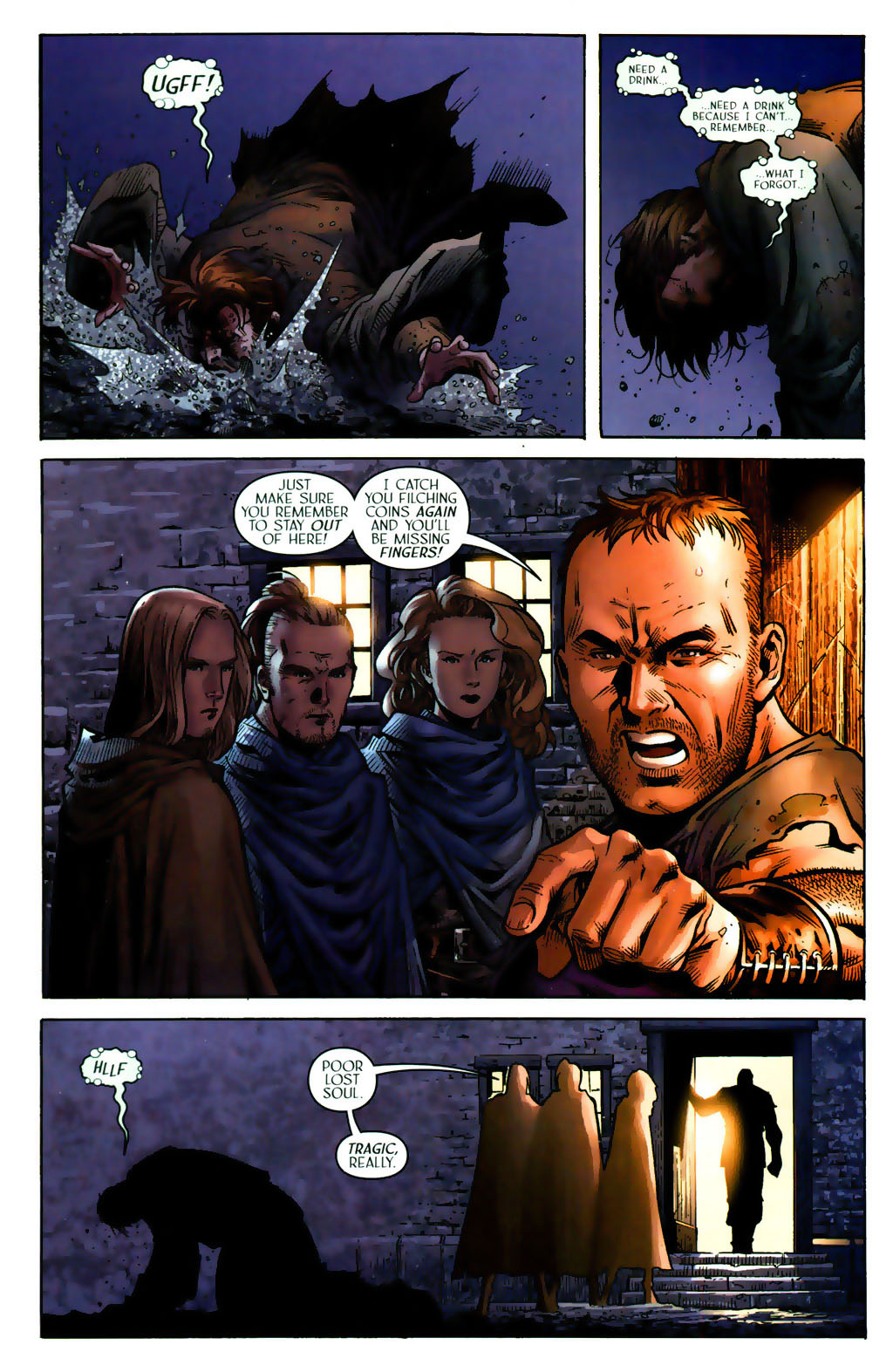 Read online Scion comic -  Issue #38 - 11