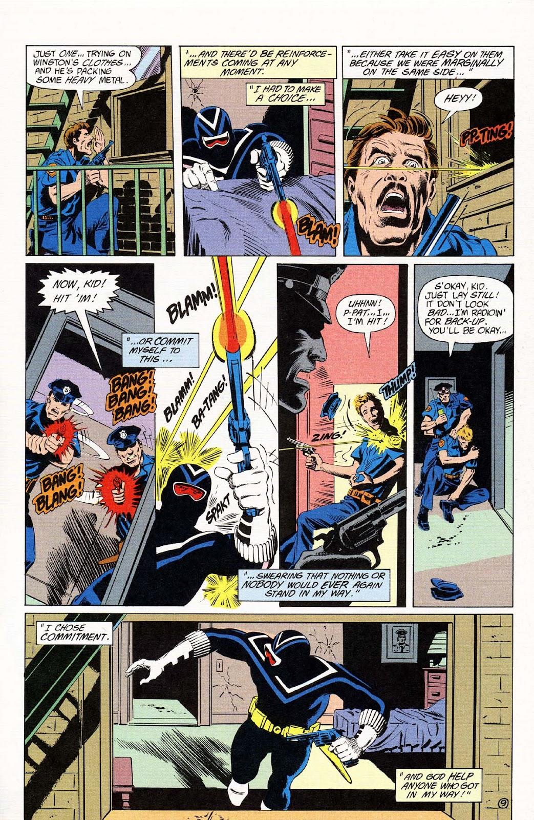 Vigilante (1983) issue 37 - Page 11