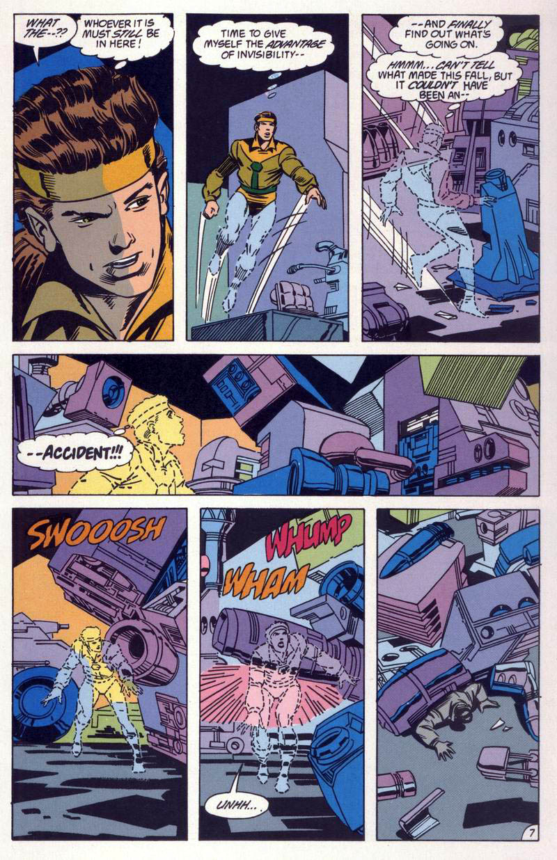Legion of Super-Heroes (1984) 59 Page 7