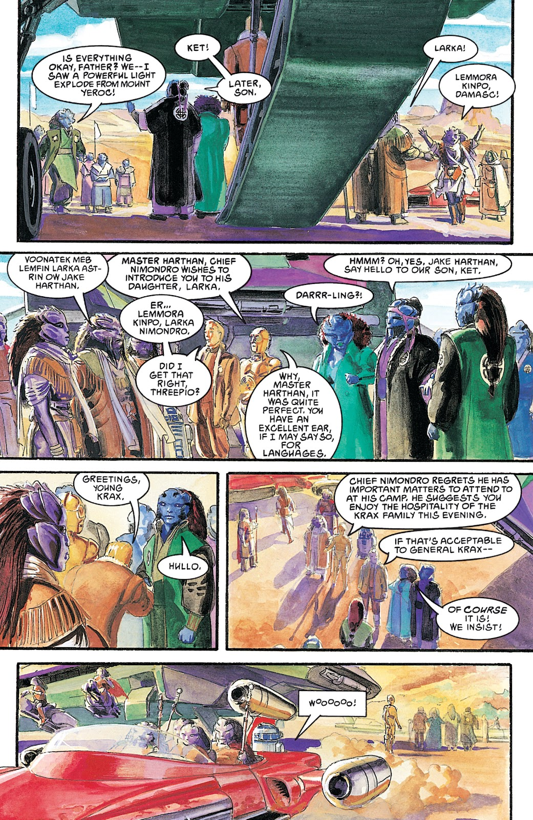 Read online Star Wars Legends Epic Collection: The Empire comic -  Issue # TPB 5 (Part 5) - 8