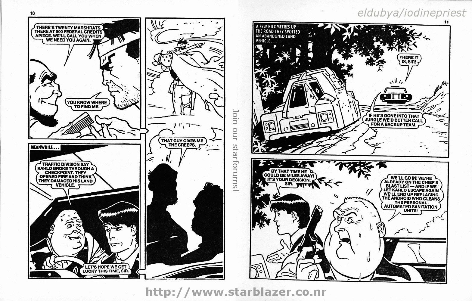 Starblazer issue 272 - Page 7