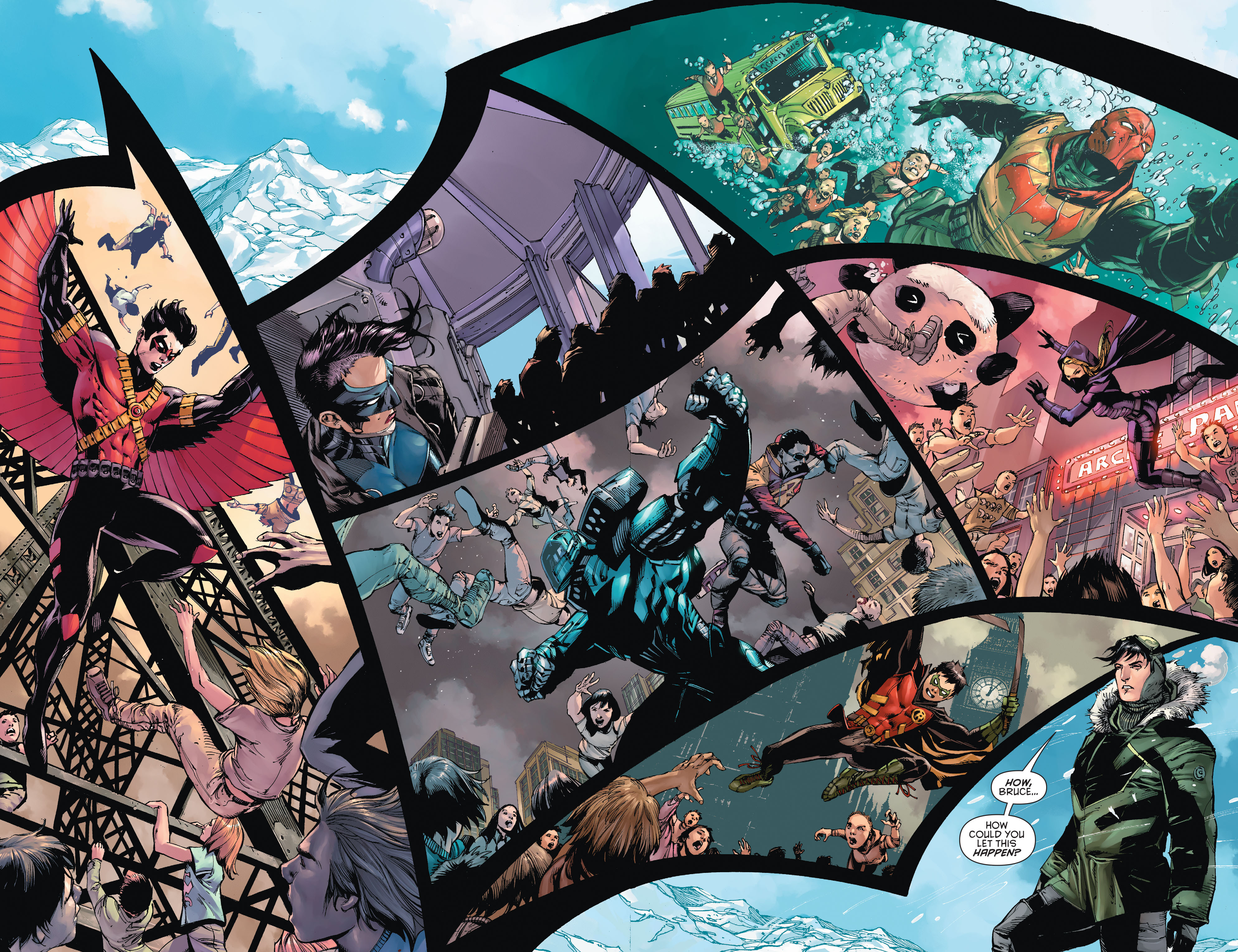 Read online Batman Endgame: Special Edition comic -  Issue #1 - 28