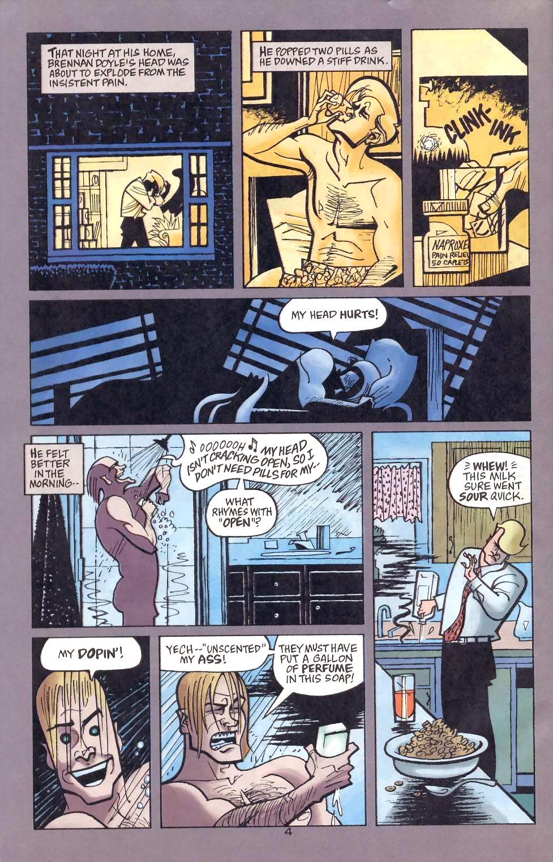 Read online Flinch comic -  Issue #5 - 17
