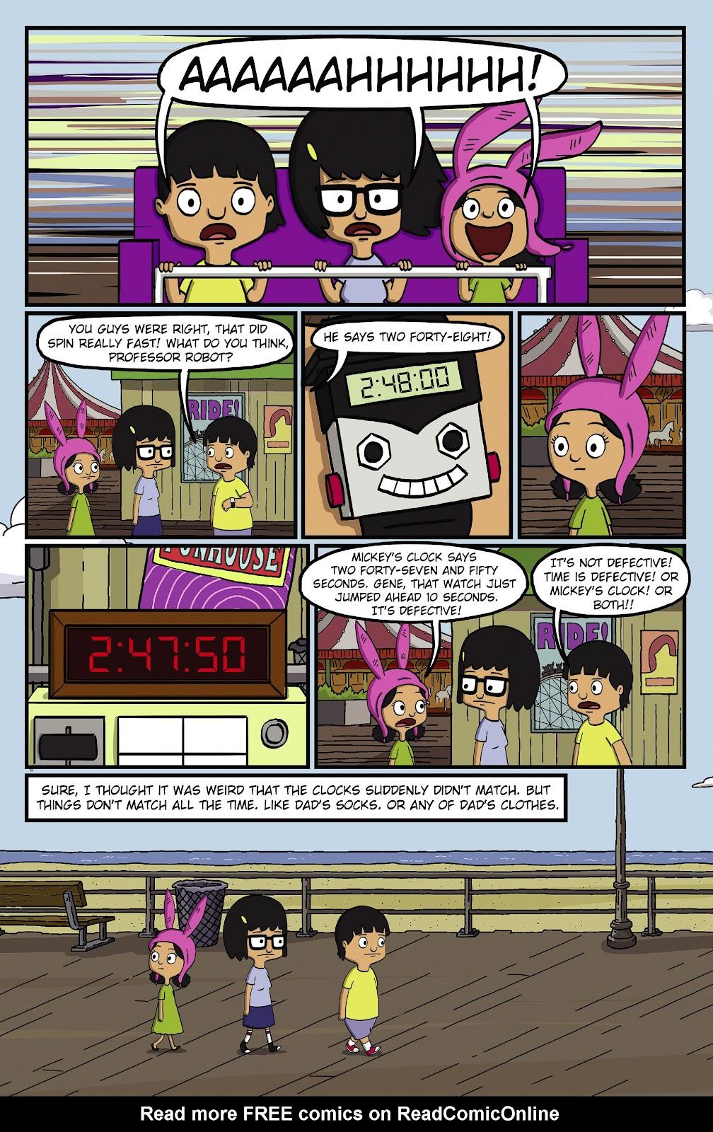Bob's Burgers (2015) Issue #2 #2 - English 14