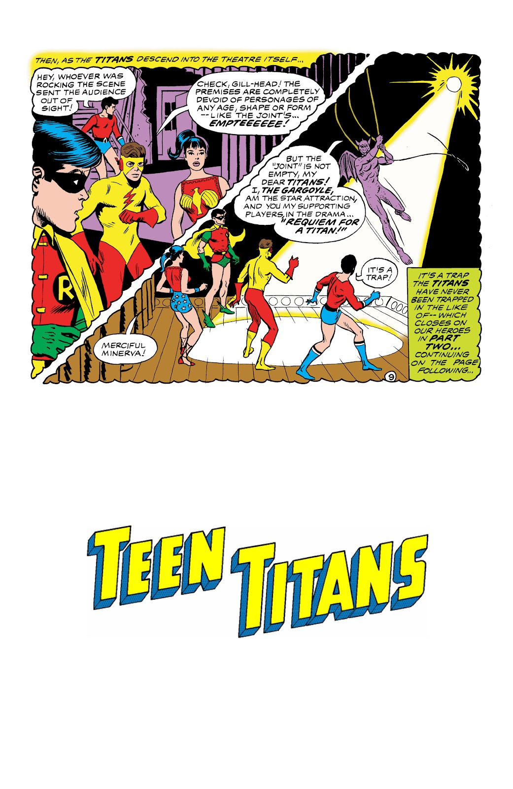 Teen Titans (1966) issue 14 - Page 10