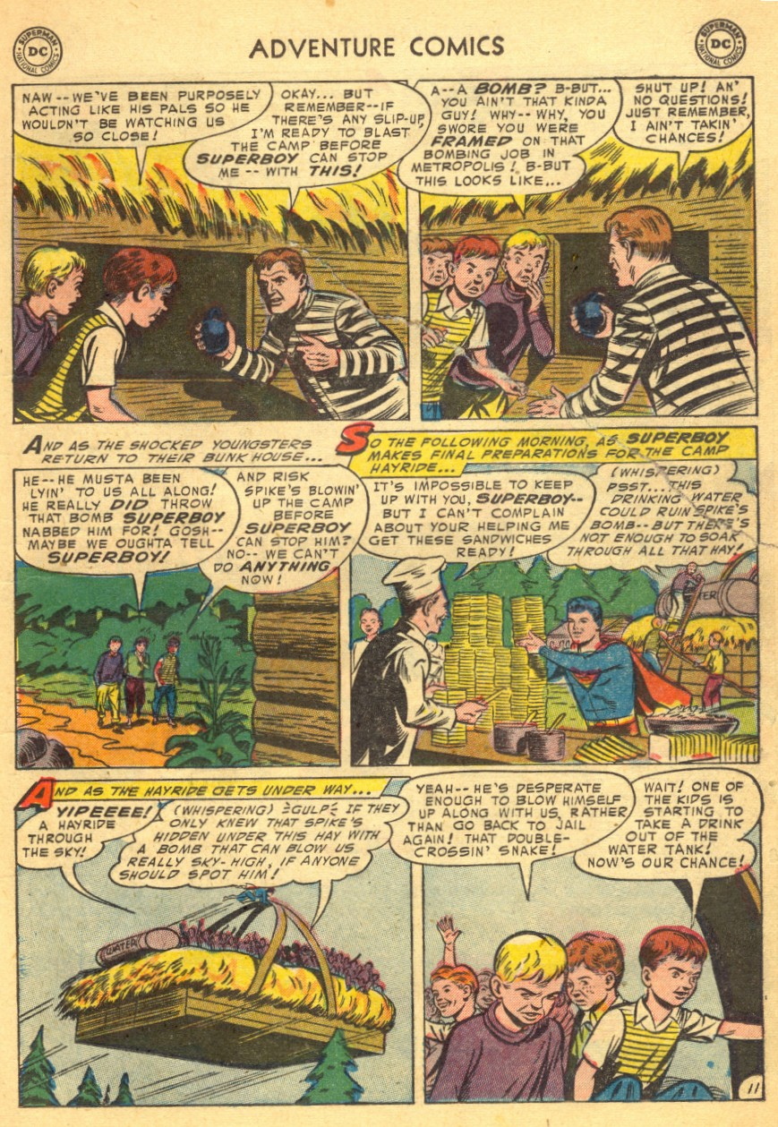 Read online Adventure Comics (1938) comic -  Issue #203 - 13