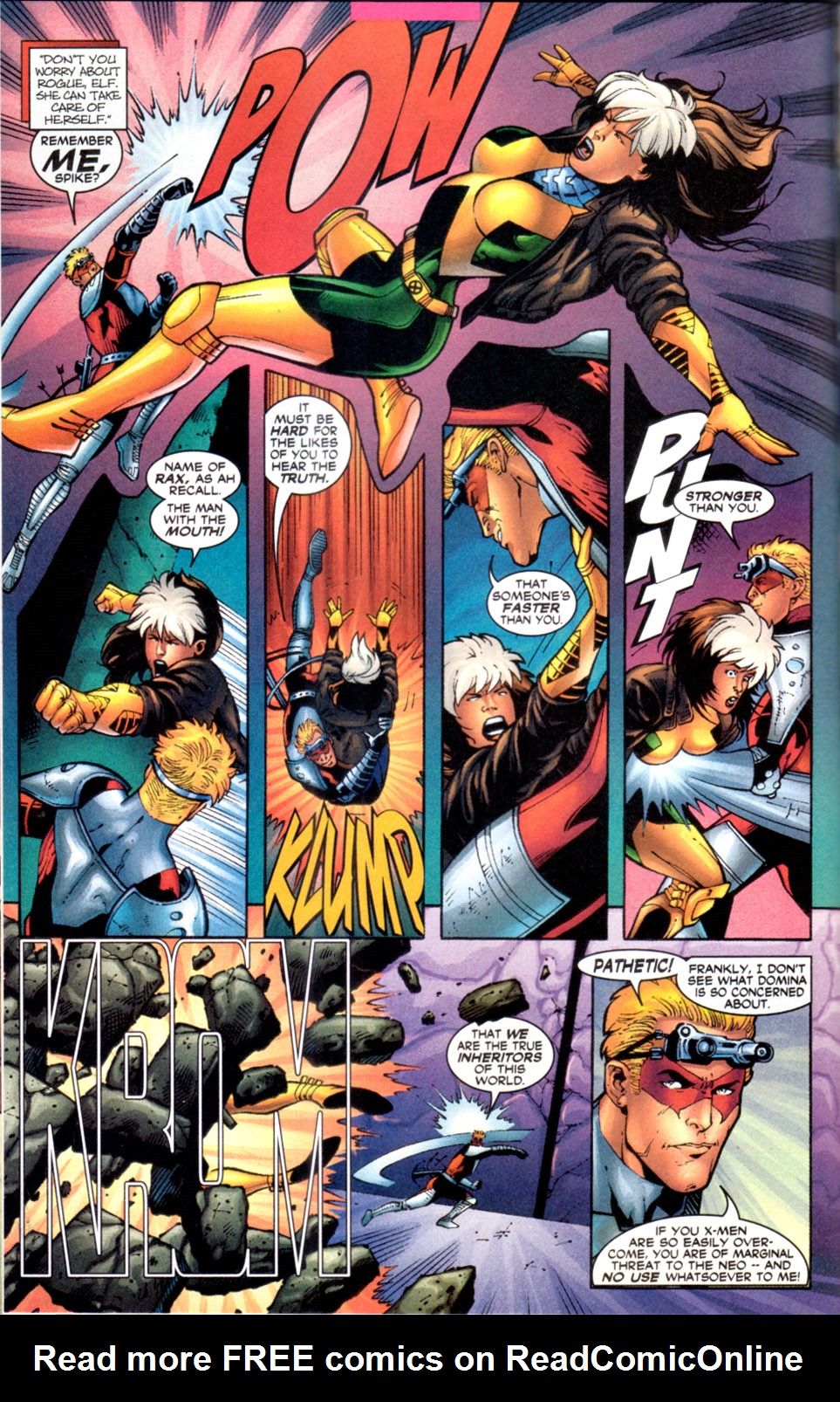 X-Men (1991) 106 Page 14