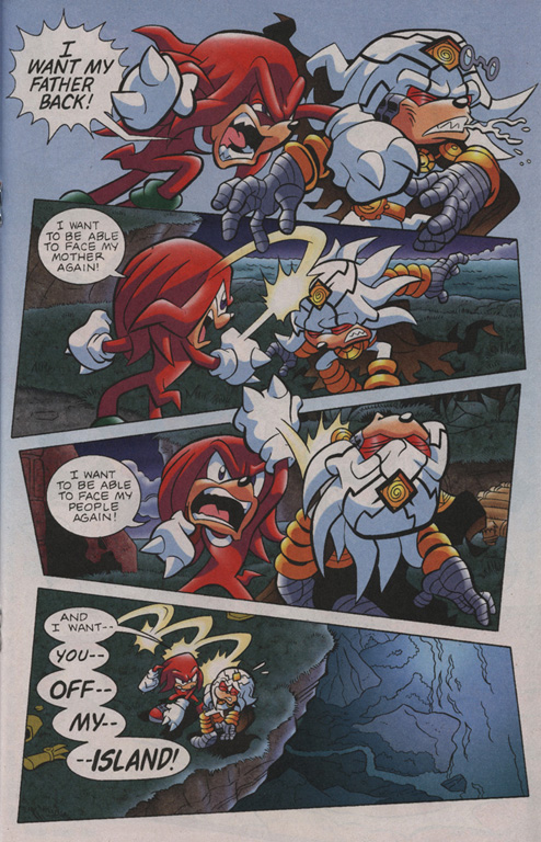 Read online Sonic Universe comic -  Issue #12 - 14