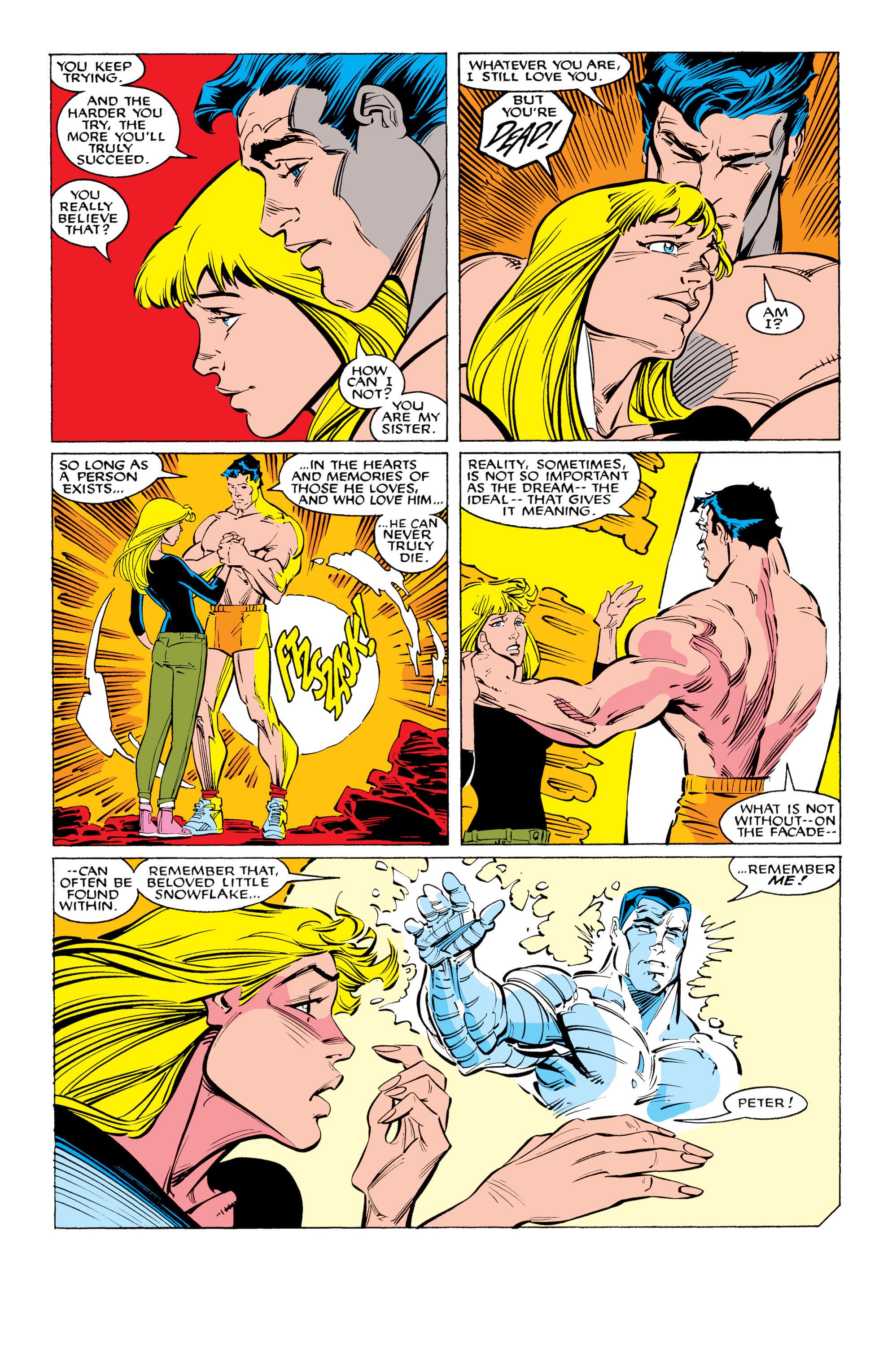 Read online Uncanny X-Men (1963) comic -  Issue #231 - 23